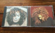 Janet Jackson CD Bundle Janet & The Velvet Rope