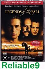 Legends of the fall Collector's edition DVD+Special features Sealed Region4 AUS