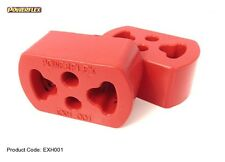 Powerflex Bush Poly For Ford Escort Cosworth All Types Exhaust Mount EXH001