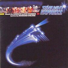 2LP  * Andrew Lloyd Weber/Richard Stilgoe - Starlight Express - * cleaned