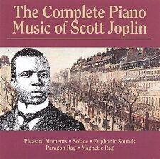 The Complete Piano Music of Scott Joplin, Vol. 4 by John Arpin (CD, 1996,