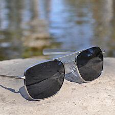 HUMVEE Pilot Sunglasses - Matt 52mm