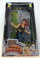 """Playmates 9"""" Action Figure 72003 - Tomb Raider Lara Croft Area 51"""