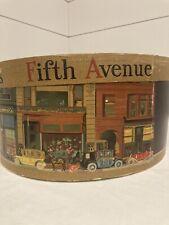 Antique Dobbs Fifth Avenue Hats New York Box