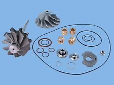 2003 Ford Super Duty 6.0 V110 V8 Turbo Compressor Wheel & Shaft & Upgrade Kit