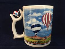 Talus Spinners Hot Air Balloons Decorative Mug 1999