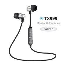 Magnetic Wireless Bluetooth Sport In-ear Earphones Stereo Earbuds Headset...
