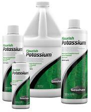 Seachem Flourish Potassium Plant Fertiliser Nutrition Aquarium Fish Tank