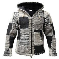 Herren Hoodie Sweatjacke Sportmantel Strickpullover Sweatshirt Fleece Mantel
