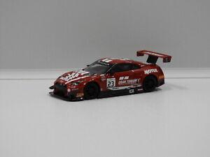 1:64 Nissan GT-R Nismo GT3 - GT Sport Motul Team RJN - 7th 24Hr Spa2018 (M.Parry