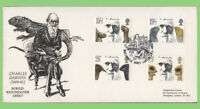 G.B. 1982 Charles Darwin set on Hawkwood official First Day Cover, London SW1