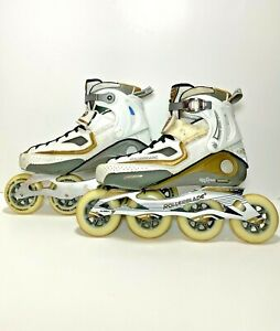 Rollerblade Lightning TF Womens Inline Skates Womens Size 9 - GREAT CONDITION
