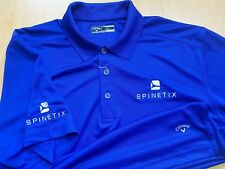 CALLAWAY ® Men's Sports Dri-Fit Polo Shirt Sz. Large to XL