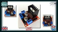 Arduino RPi Dual H Bridge L298N Stepper Motor Driver Controllr Board Modul AA034