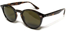 RAY BAN 2180 49 710/73 DARK HAVANA BROWN LENSES SUNGLASSES SOLE AVANA