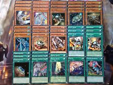 Yugioh Tournament Ready To Play B.E.S. Big Core MK-3 40 Card Deck MACR-EN032 NM