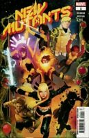 New Mutants #1 Main Cover Marvel Comics 2019