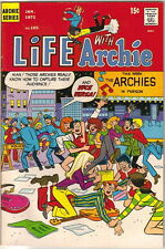 Life With Archie Comic Book #105, Archie 1971 VERY FINE-