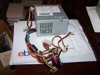 Astec 208W 20-Pin Power Supply PN: 614-0091 Model DPS-200PB-110 A Power Mac G4