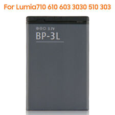 New Replacement Battery BP-3L For NOKIA BP3L Lumia710 610 603 3030 510 1300mAh