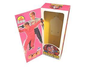 Maskatron (Six Million Dollar Man) Figure Repro Box