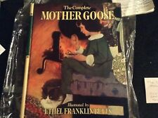 """""""THE COMPLETE MOTHER GOOSE"""". 1987 COPYRIGHT!"""