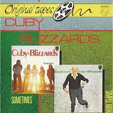 Cuby + Blizzards ‎– Simple Man / Sometimes - CD