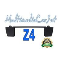 Mascherina Autoradio 1 Din Iso BMW Z4 Cornice Montaggio Nero 48H 3/347