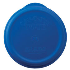 San Jamar Si6500 Blue Ice Tote Cover Lid