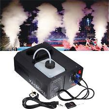 Machine à fumée Vertical Up-pulvérisée FOG Effet 1500W DMX 10-100m²