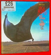 RARE STILL SEALED OUT OF PRINT PINK FLOYD PICTURE CD SINGLE HIGH HOPES SET7CARDS