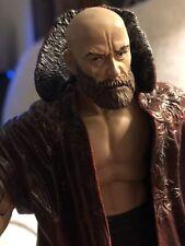 Mezco Rasputin + Baby Hellboy figures (Hellboy Movie, Loose)