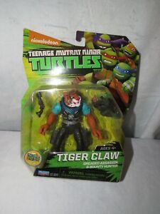 Teenage Mutant Ninja Turtles TMNT TIGER CLAW Playmates 2014 Dreaded Assassin