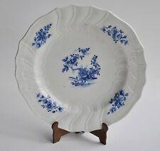 Tournai - Assiette Porcelaine tendre du XVIIIème siècle