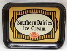 c.1940 vintage SOUTHERN DAIRIES ICE CREAM TRAY - Excellent Condition