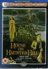 HOUSE ON HAUNTED HILL - DVD** NEW SEALED **FREE POST**
