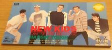 """NEW KIDS ON THE BLOCK Hangin Tough CD 3"""" Single (Japanese Release) NEW"""