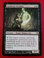 1x Agadeem Occultist | Worldwake | MTG Magic Cards