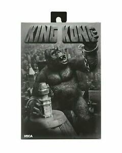 """NECA King Kong Concrete Jungled 7"""" Action Figures Official UK New 42746"""