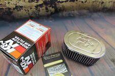 K&N Luftfilter CHROM Opel Kadett D E Corsa A 13N Vergaser Solex 30/35 PDSI