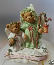 """CHERISHED TEDDIE  """"BEVERLY AND LILA""""  LIMITED EDITION  104145 MINT IN BOX"""