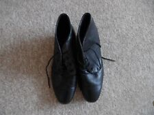 Munro American Ankle Boots.Size UK 4 ?.Black.100%Leather.