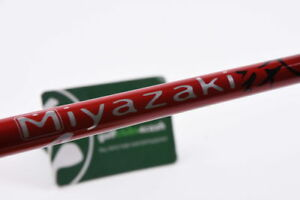 Miyazaki Jinsoku Graphite Hybrid Shaft Regular Flex Uncut .370 Tip