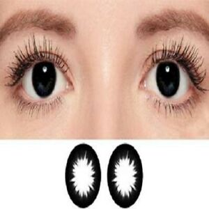 Black Monthly Color eye disposable eye makeup beauty partywear