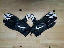 Nike VAPOR KNIT Receiver Gloves BLACK/WHITE PGF409 010 XXL