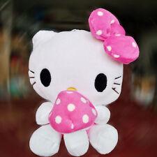Mushroom Hello Kitty Super Soft Dolls Stuffed Animal Plush Toy Kids Gift 20cm