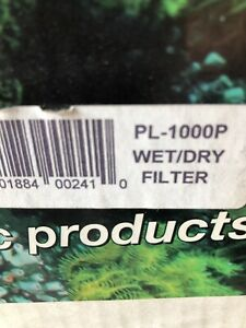 Pro Line 1000 Amiracle Wet/Dry Aquarium Filter