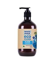 NEW WHITE MAGIC ECO CLEAN FLOOR LIQUID 500ml HOME CLEANING CLEAN ECO FRIENDLY