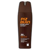 PIZ BUIN Ultra Light Hydrating Sun Spray 30SPF