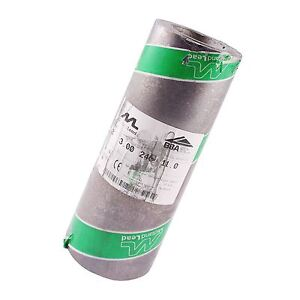 """240mm 9"""" inch Code 3 Lead Flashing Roll Roof Roofing Repair Midland Lead"""